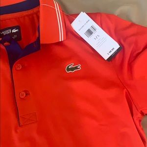 Lacoste Sport Button up
